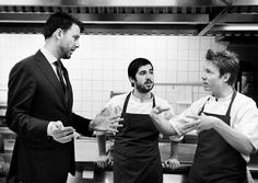 Søren Selin of Restaurant AOC from Denmark talks about what influences his cooking.