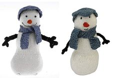 Happy Knitmas: Can you stitch the John Lewis snowman in 24 hours?