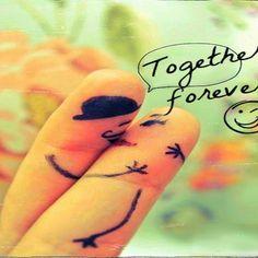 Together forever :)