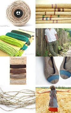 #handmade #hemp products I love.