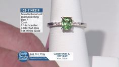 The Most Exquisite Jewelry Experience On TV - Colored Gemstones, Diamonds and So Much More! Garnet And Diamond Ring, Garnet Rings, Garnet Gemstone, Gemstone Colors, Blue Sapphire Necklace, Emerald Green Earrings, Ruby Rings, Rare Gemstones, Diamond Bracelets