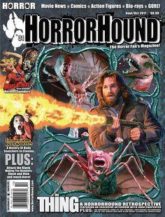 HorrorHound Issue #31
