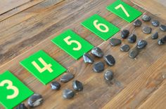 """Counting Pebbles & Explaining Odd & Even Numbers by SortingSprinkles ("""",)"""