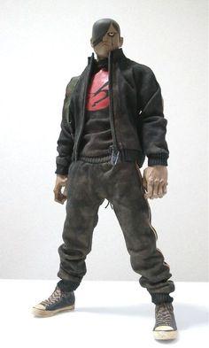 Threea Ashley Wood 1 6 Tracky Tommy Mission Rare | eBay