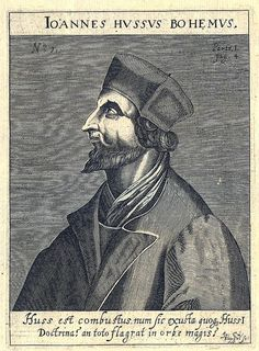 Jan Hus Jan Hus, Love Feast, Book Burning, Medieval, Protestant Reformation, Czech Republic, Deep Thoughts, Knowledge, Bible