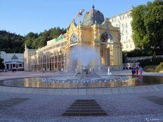 Czech Health travelling - Marienbad