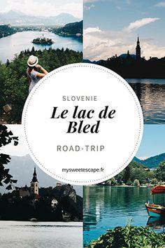 lac de bled, slovénie Destinations D'europe, Les Balkans, Voyage Europe, Destination Voyage, Bled, Leiden, Perspective, Places To Visit, To Go