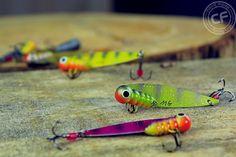 Cykada 11 g - podstawowy  i najczęściej wybierany model cykady na okonia i sandacza. #wędkarstwo #przynęty #handmade #rękodzieło #cykady Fish, Model, Handmade, Hand Made, Pisces, Scale Model, Models, Template