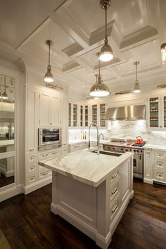 white kitchen cabinets white marble countertops marble backsplash kitchen tile backsplash ideas white cabinets kitchen design