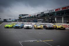 """Class of 2017"" Gruppe C GmbH #24hnurburgring #nring #motorsport #n24h"