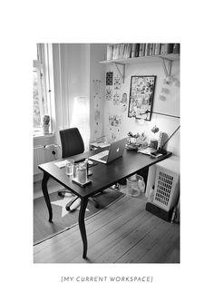 grandstoriesdesign | Workspace Wonder #workspace #inspiration #interiordesign #studio #designstudio