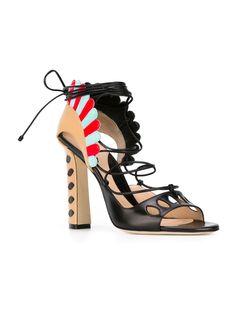 "Paula Cademartori sandales ""Lotus"""