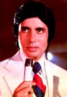 A B India First, Amitabh Bachchan