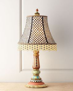Highland Table Lamp by MacKenzie-Childs at Neiman Marcus.