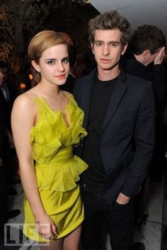 Two of my favorite people in the WHOLE ENTIRE WORLD... looking a bit sad. Excuse me while I die.