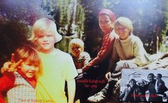 The family of William Bradford Bishop Jr. is seen on this poster Thursday displayed at Montgomery County Police headquarters. Authorities say Bishop murdered his mother, Lobelia Bishop, 68; his wife, Annette Bishop, 37; and his three sons, William, 14; Brenton, 10; and Geoffrey, 5.