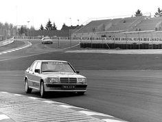 Mercedes-Benz 190E 2.3-16 - Senna