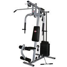 Estação de Musculação Kenkor EMK 2810, 29 Tipos de Exercícios, Coluna de Peso de 50 Kg, Prata - EMK 2810