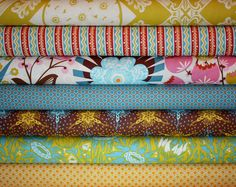LouLouThi Fabric by Anna Maria Horner for Free by fabricshoppe, $19.25