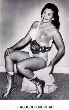 Womens Pro Wrestling - The Fabulous Moolah