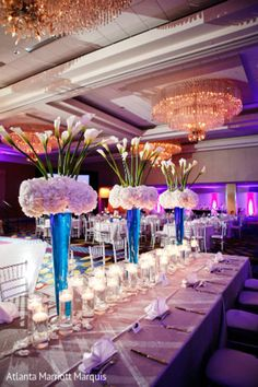 The Atlanta Marriott Marquis is the perfect place to host your dream wedding!
