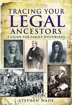 "Read ""Tracing Your Legal Ancestors A Guide for Family Historians"" by Stephen Wade available from Rakuten Kobo. The law had as much influence on our ancestors as it does on us today, and it occupies an extraordinary range of individ. Genealogy Search, Genealogy Sites, Family Genealogy, Free Genealogy, Genealogy Humor, Family Tree Research, My Family History, Family Roots, Free Apps"