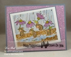 DTGD15susieaustralia Mice in the Rain by Clownmom