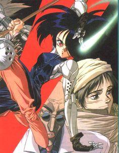 Gunnm 銃夢 (OVA Series)- Gally