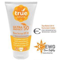 True Natural Ultra Protect 50 Antioxidant Sunscreen