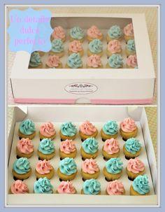 Atelier de Tartas#Minicupcakes bautizo Mallorca#Minicupcakes vainilla#Minicupcakes baby shower