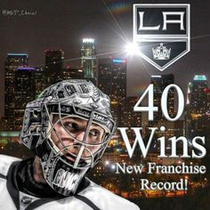 That a boy Quickie! #JonathanQuick #WeAreAllKings
