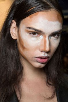 These runway beauty looks will give you major Halloween inspiration: