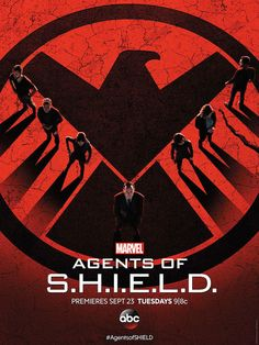 Agents of shield! I love this show so much!