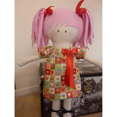 $45.00 Susan Doll by RingARosie on Handmade Australia