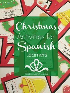 Christmas Teaching Resources in Spanish {Free Printable} - Repinned by Chesapeake College Adult Ed. We offer free classes on the Eastern Shore of MD to help you earn your GED - H.S. Diploma or Learn English (ESL) . For GED classes contact Danielle Thomas 410-829-6043 dthomas@chesapeake.edu For ESL classes contact Karen Luceti - 410-443-1163 Kluceti@chesapeake.edu . www.chesapeake.edu