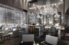 Baccarat Hotel New York - The Grand Salon
