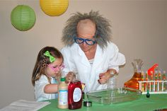 {science party} ACTIVITIES & EXPERIMENTS - Creative Juice