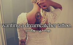 wanting a dreamcatcher tattoo
