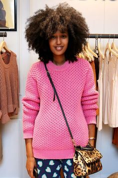 Who we're following during LFW: Julia Sarr-Jamois