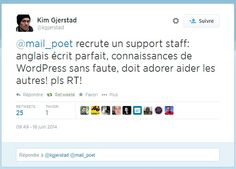 MailPoet recrute un spécialiste WordPress anglophone