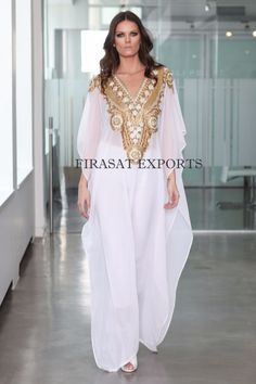 Parties   Illustration   Description   Firasat Exports is situated in Mumbai, India. PRODUCT :- FARASHA / KAFTAN / CAFTAN. Stones :- Pure Hand made Embroidery Dress. Free Size:- ( which size you want we make it send me your measurements ). | eBay!    – Read More –