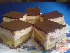 Almás krémes Tiramisu, Cheesecake, Ethnic Recipes, Foods, Food Food, Food Items, Cheesecakes, Tiramisu Cake, Cherry Cheesecake Shooters
