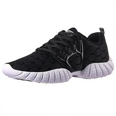 f3f5286dc0 Aleader Mens Mesh Crosstraning Running Shoes Black 12 DM US -- See this  great product.