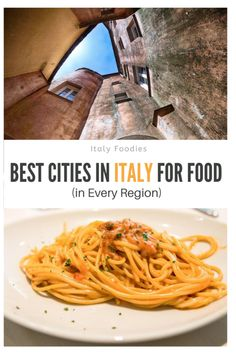 Cities In Italy, Best Street Food, Good Foods To Eat, Food Inspiration, Travel Inspiration, Best Dishes, Best Places To Eat, International Recipes, Foodie Travel
