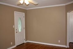 Showing this photo because this is the color of the paint I have chosen for the bedroom.  Behr Paint from Home Depot, Brown Teepee