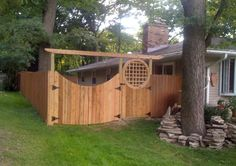 Quigley Decks and Fence Wood Fencing Photo Gallery