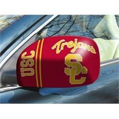 USC Trojans  Small Side Mirror Covers Car Cover