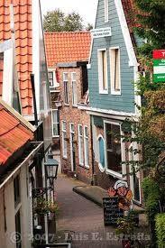 Volendam, Netherlands  such a quaint village.