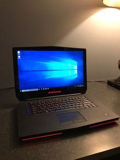 Alienware 15  4K UHD Touchscreen  GTX 970M  16GB MEM  256GB M2 SSD  1TB HDD