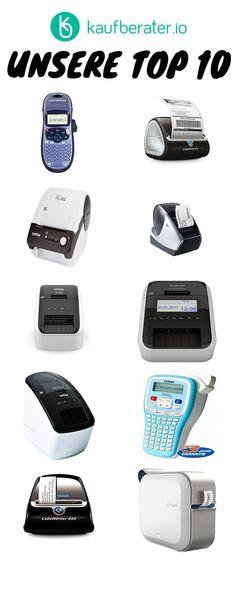 Die besten Etikettendrucker im Test, Vergleich & Ratgeber. Ring Verlobung, Shopping, Interesting Facts, Printing, Life, Tips